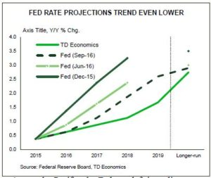 Fed Rate Projections