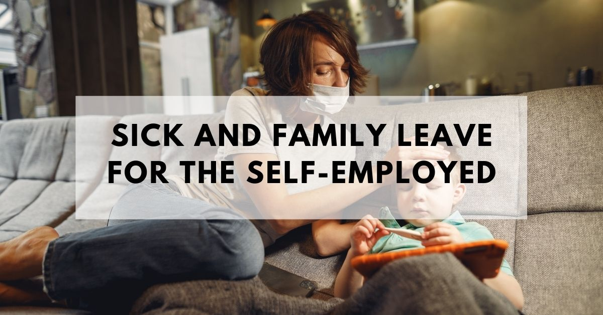 Sick and Family Leave for Self Employed